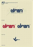 Cyfer Logotype by dr3am-arts
