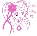 Furudo Erika by orianis by Demonhornz