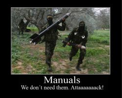 Manuals by poobosman