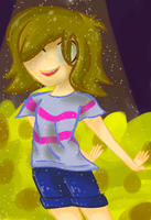 Frisk [Background] by MLPBASESEGRR