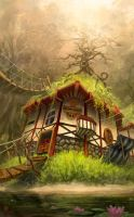 Tree House by iancjw