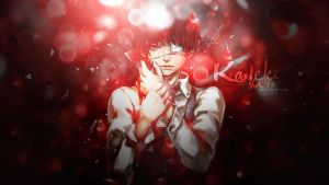 Kaneki Ken Wallpaper by Redeye27