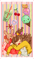 -Sweet dreams, Candy- by iCandyLolita