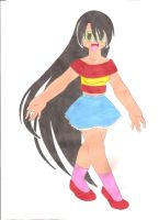 Contest: Satomi by animequeen20012003