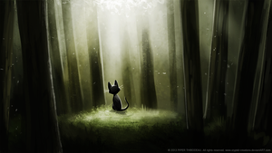DAY 283. Sidhe - Visual Development 16 by Cryptid-Creations