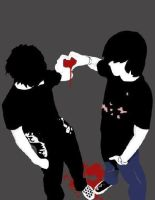 two emo boys inluv by BROKEN-4EVR-ALWAYS