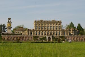 Clivden Palace by Eiande
