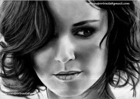 Sarah Wayne Callies by Sadness40