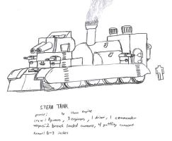 Steam Tank by 0verlordofyou
