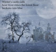 Winter Castle by Scarlettletters
