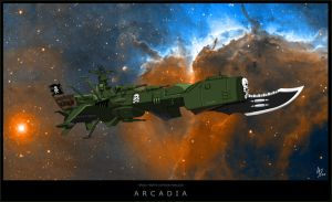The Arcadia by Resak