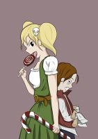 Hansel and Gretl by LarkVisuals