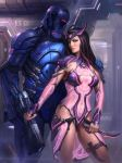Dark Wing Normal by namesjames