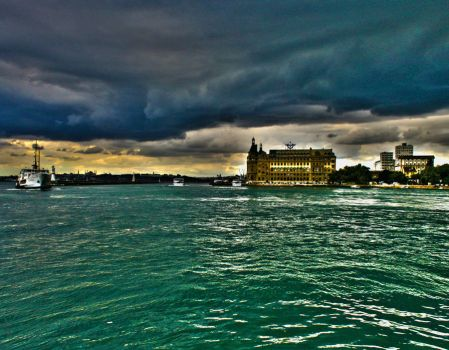Haydarpasa by TequilaBums