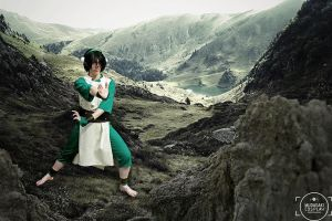 BRING IT ON - Toph by BLPcosplay