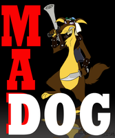 MadDog wallpaper by StanHoneyThief