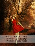 Sweet Autumn Video Backstage by Kryseis-Art