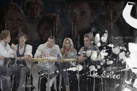 The Cullens by My-New-Moon