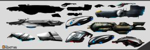 Ship concept updated by Giar3579