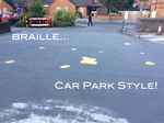 Braille Car Park Style by Destiny3000