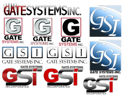 GSI Logos with by fireproofgfx