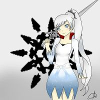 Weiss Shnee by merluv89