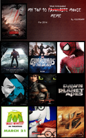 Top 10 Most Anticipated Movies of 2014 by morgrag