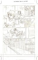 The Sundays page 24 pencils by ScottEwen