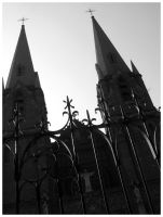 St. Ignatius' Cathedral by vigshane