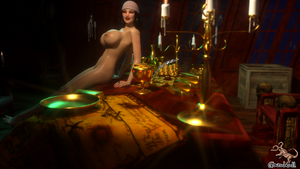 High Stakes Blackjack with Jessenia Released! by gazukull