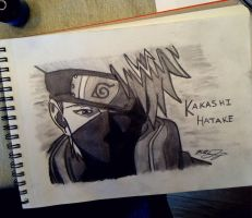 Kakashi Hatake: The Life of a Ninja by SilverGoldsun