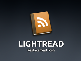 Lightread replacement icon by Aeron-GT