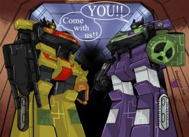 YOU, COME WITH US by Decepticons-club