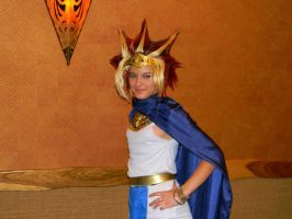 Yu-Gi-Oh! Cosplayer by EndOfGreatness
