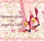 Fantastic shoes by Angelica-Lime