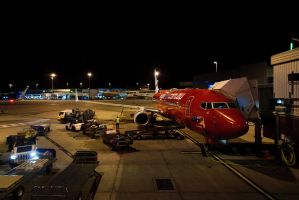 Melbourne Airport by Bjay70