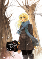 Winter 2015 by GYRHS