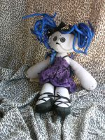 Twisted Tatum Doll by SpiderCat-Stock