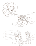 Pony SketchDump 3 by Joey-Darkmeat