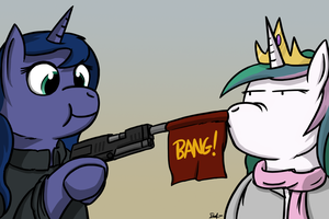 Bang! by DerpiWolf