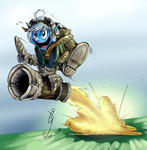 (W) Rocket Jump by JSZ-JaZz