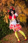 Autumn princess by Giuly-Chan