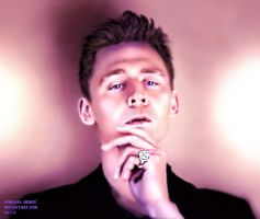 Tom - Light/Shadow Play VI by AdmiralDeMoy