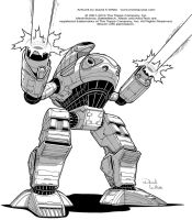 Battletech: Annihilator by Mecha-Zone