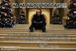 KidRemington Holiday Card 2014 by kidremington