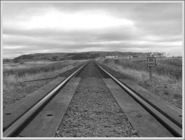 On the tracks by aquifer
