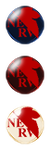 NERV Start Orb by DanYeomans
