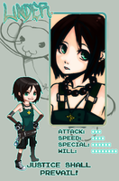PixelID +FOR JUSTICE+ by khchibi-lurver