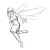 WIP fairy by Moonlight-pendent13