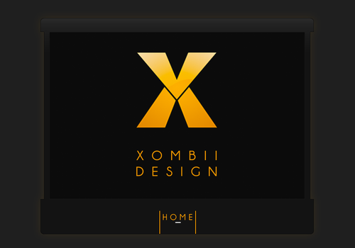 Web Design - First Attempt by XombiiDesigns